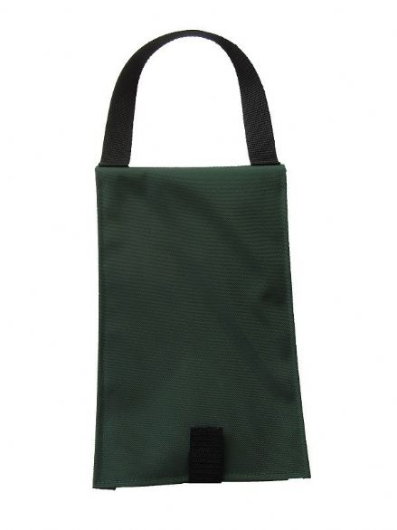 Communication Tote - Bottle Green